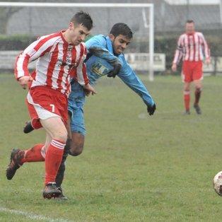 Nettleham stunned by impressive first half display