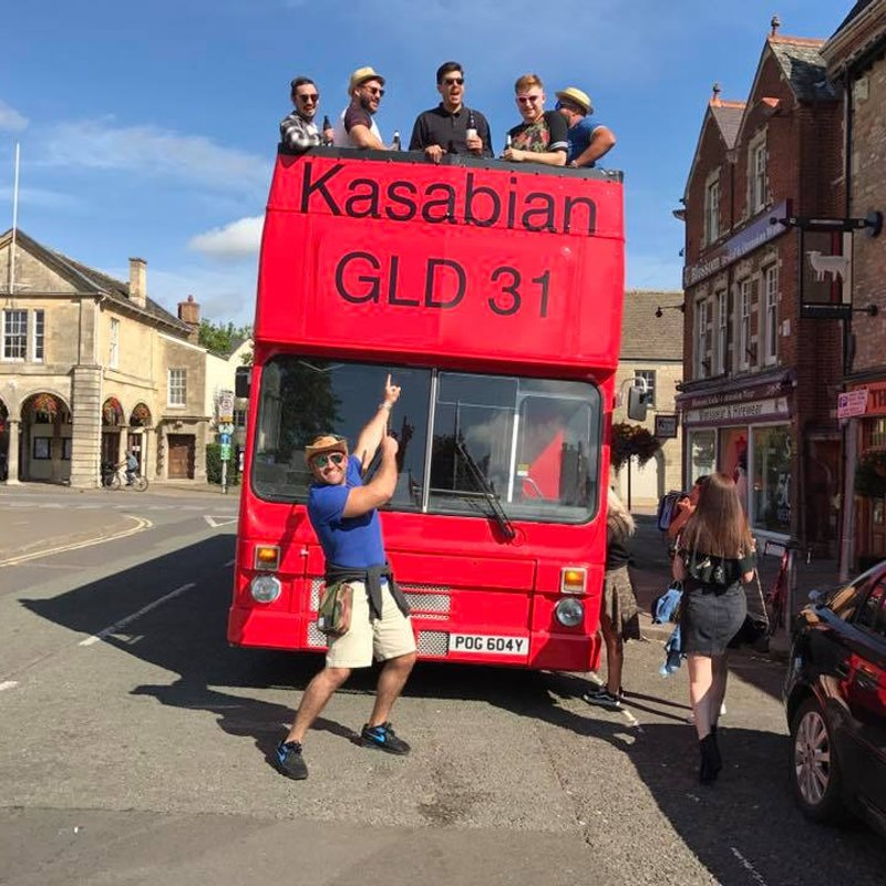 SUPPORTERS AND PLAYERS BUS TO OXFORD