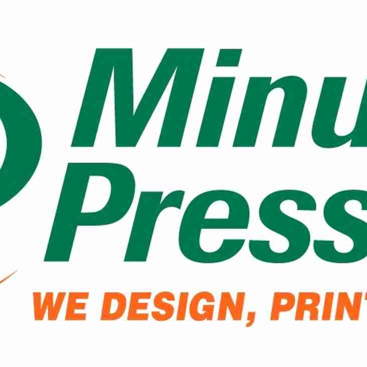 MinuteMan Press Oxford to Partner OBNCC