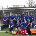 Men's 3 beat Market Harborough  3 - 0