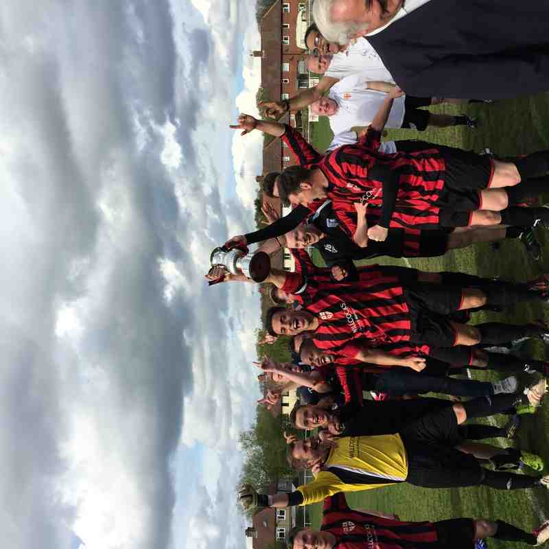Farleigh Rovers League Winners
