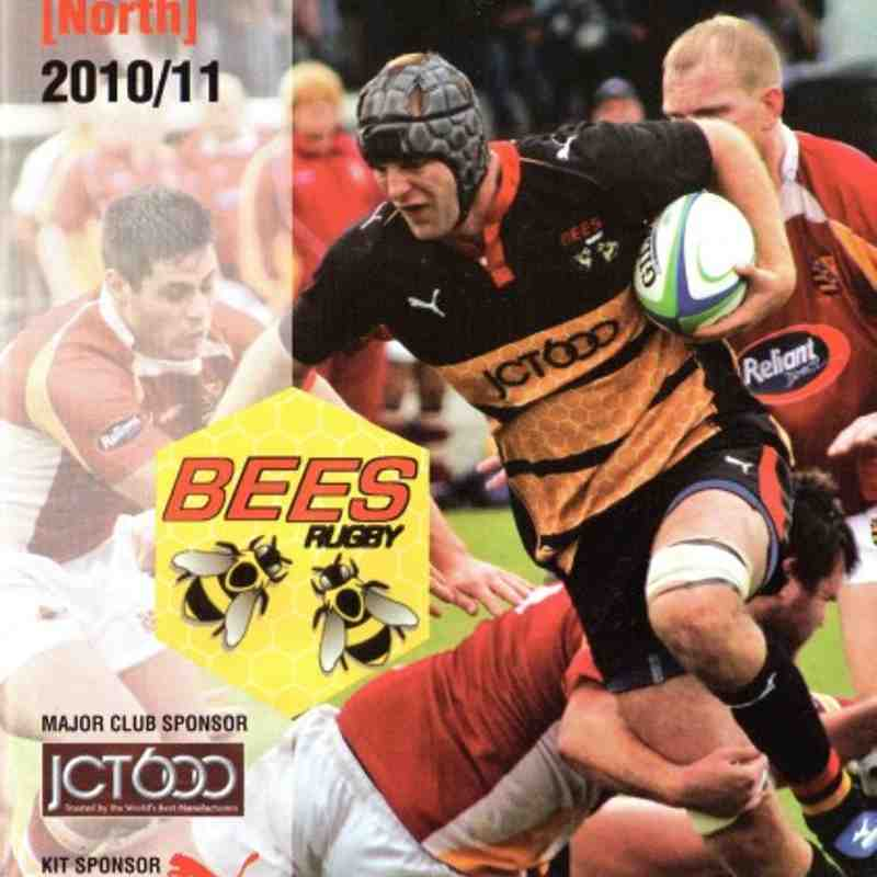 Bradford & Bingley v Middlesbrough - Jan 2011