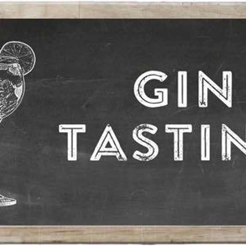 Fundraiser Gin Night – Fri 8th Sept