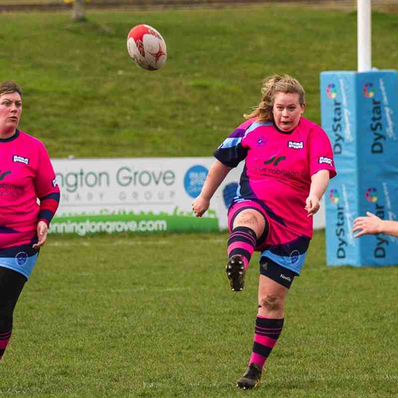 Newbury Ladies XV Charity Match 21-03-15
