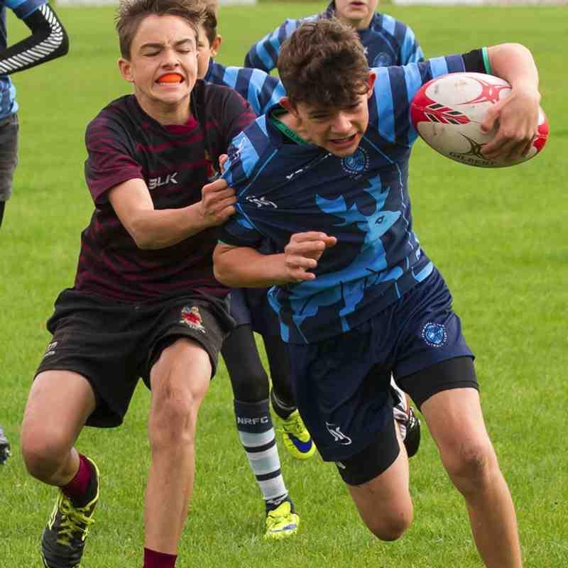 U14's v Hungerford 200915