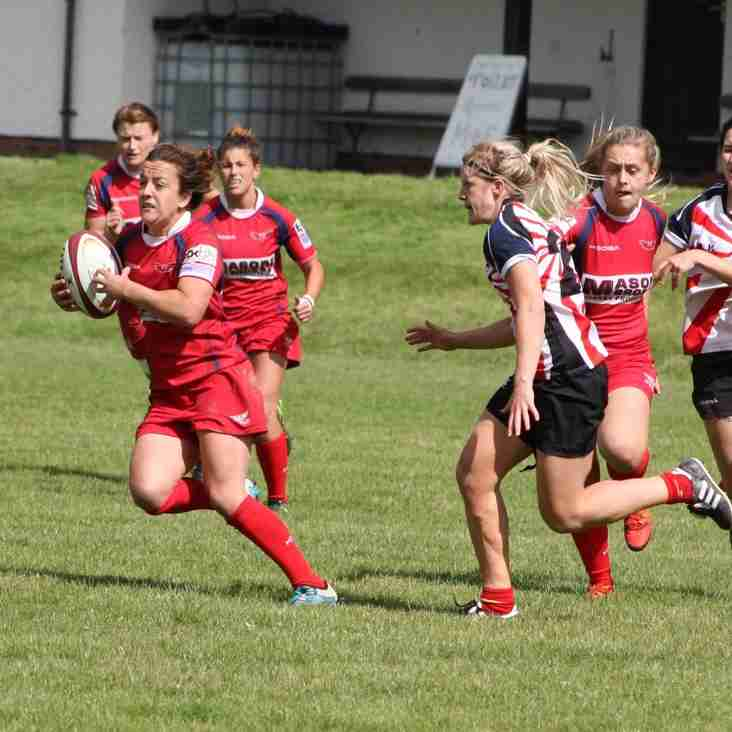 Regional Rugby Success at LLANIDLOES RFC