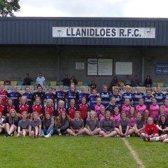 2016 07 17 Regional Rugby @ LLANIDLOES RFC