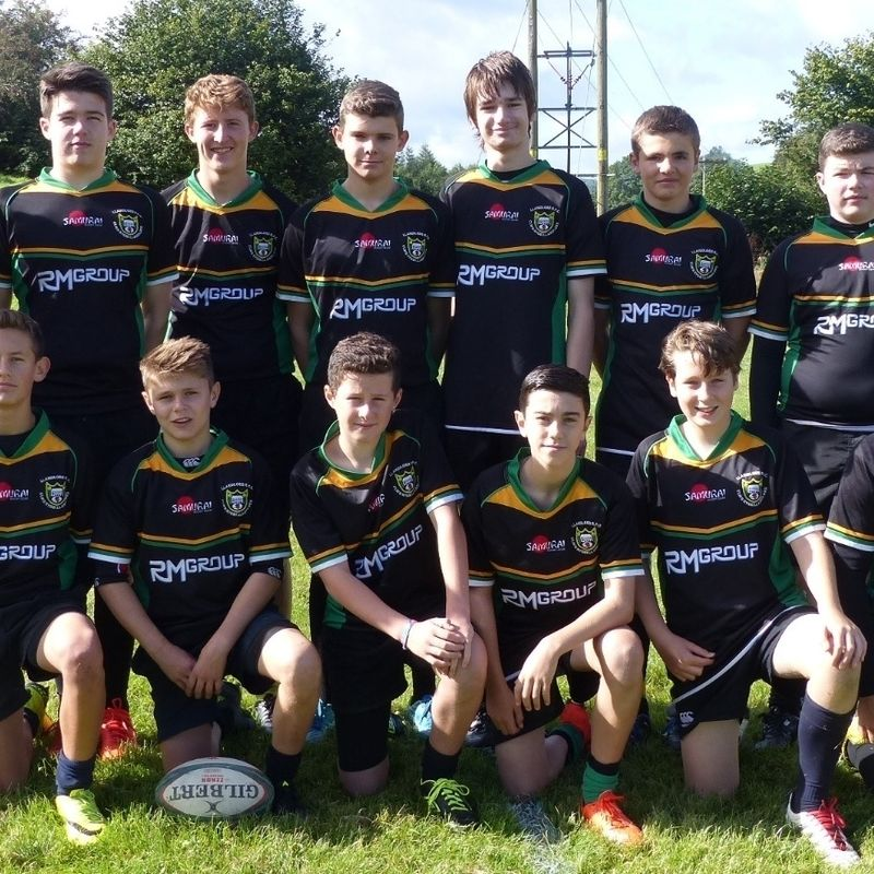 Under 15s lose to Oswestry RFC 25 - 0