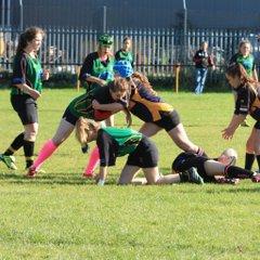 Bethesda U18 Girls v Welshpool