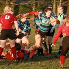 Llanidloes/Welshpool/Aberystwyth Girls @ Llanelli Wanderers