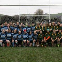 2016 12 18 Girls with BC @ Aberystwyth