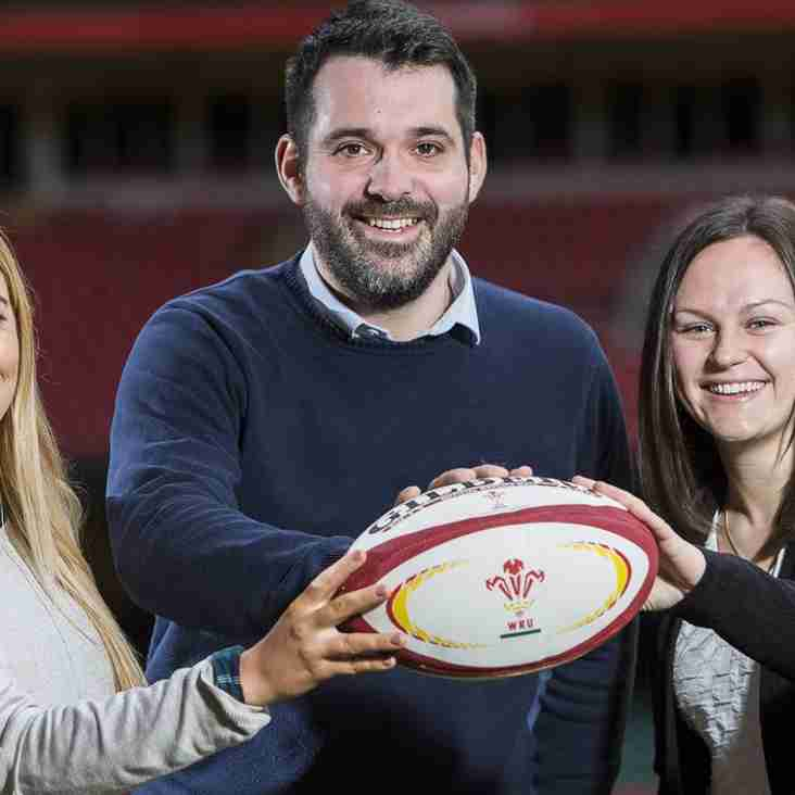 Dave Roberts appointed as WRU Womens Game Changer