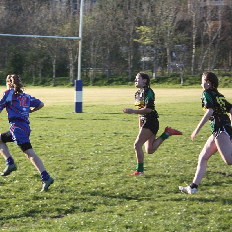 Under 15s lose to Bala 6 - 2
