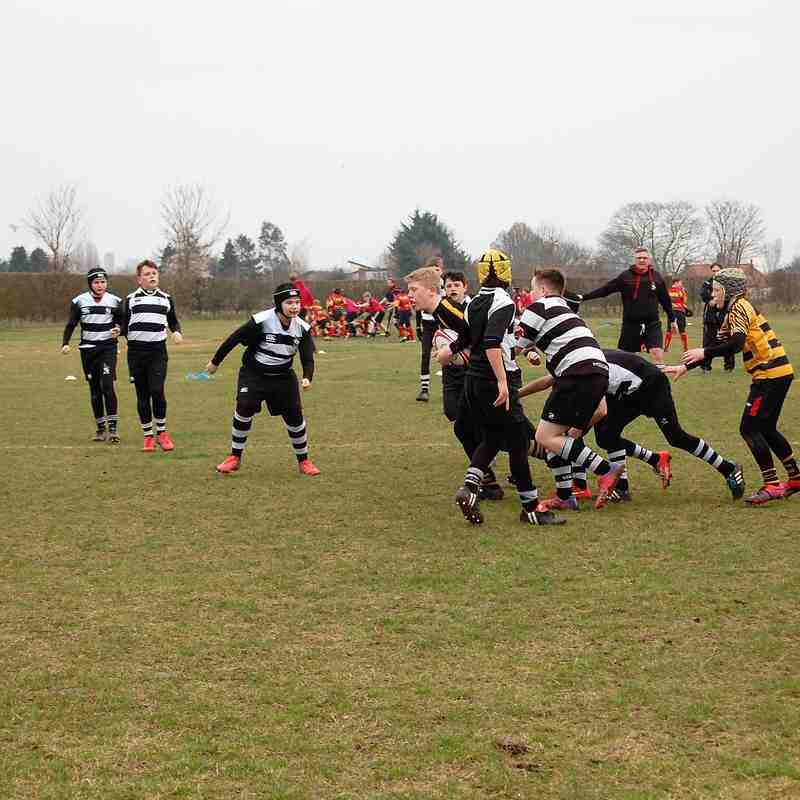 u12's cambridge festival 2017
