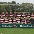 2nd XV lose to Stafford Development XV 36 - 21
