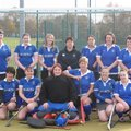 Beeston Ladies' 7s  vs. North Notts Hockey Club