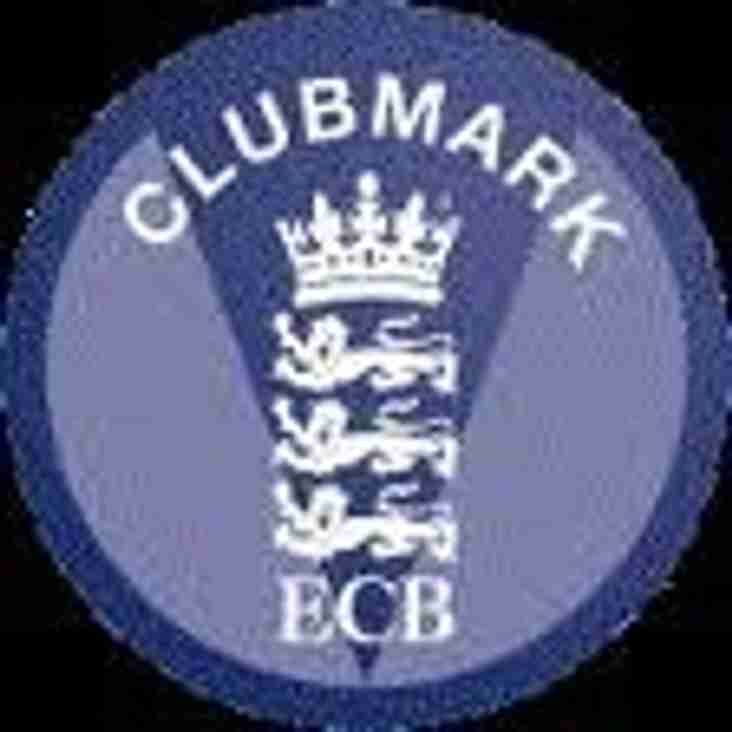 We have achieved Clubmark status!!!