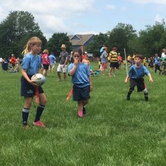 U11 at Doylestown Youth Rugby Festival