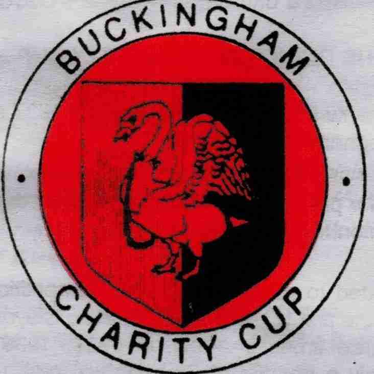 Deja-vu in Buckingham Cup Draw