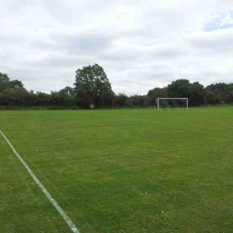 The Rec, Home of Steeple Claydon FC