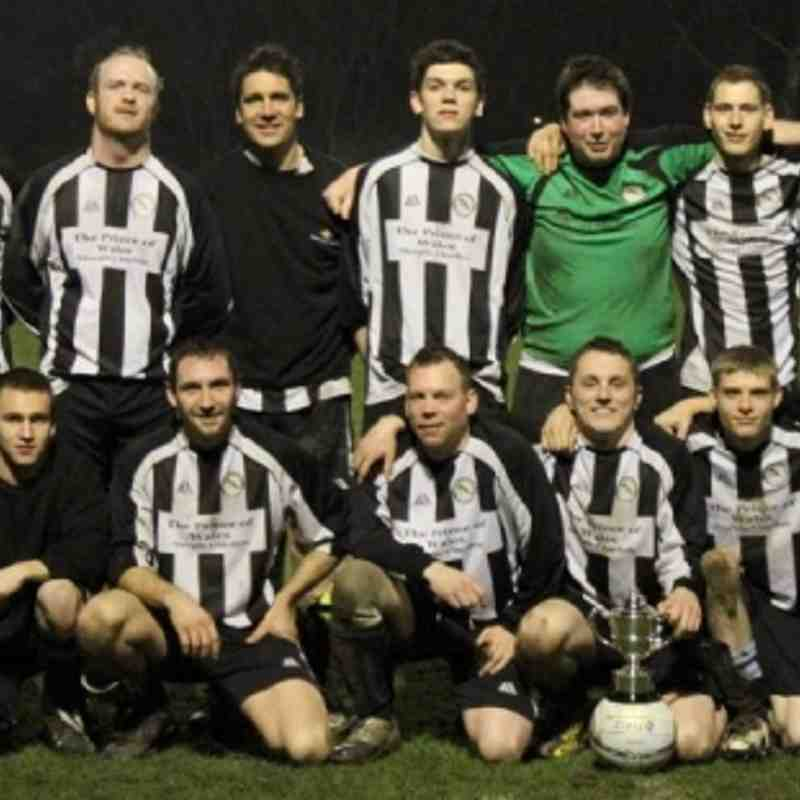 Fred Tew Cup Final 2012 v. Grendon Rangers