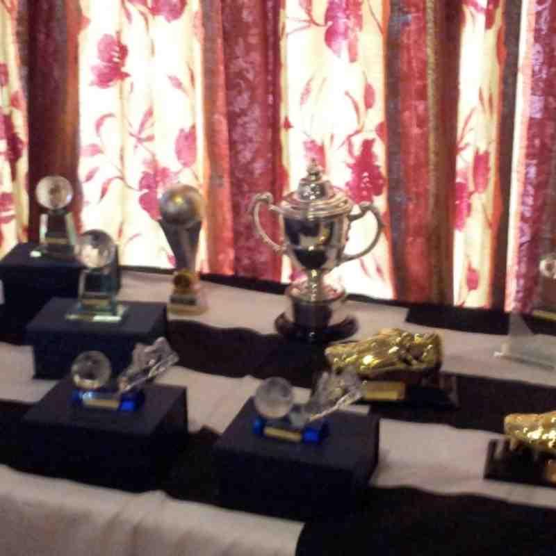 Presentation Evening 2011/12