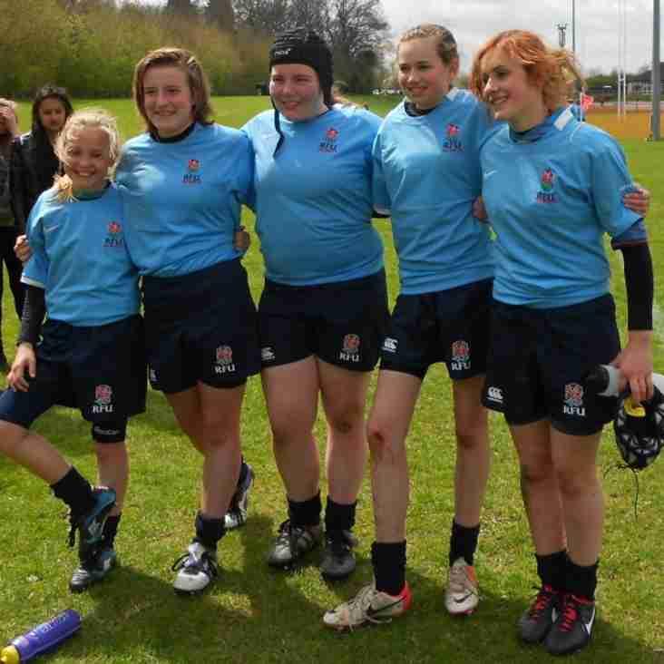 Midlands Divisional U15's 2013