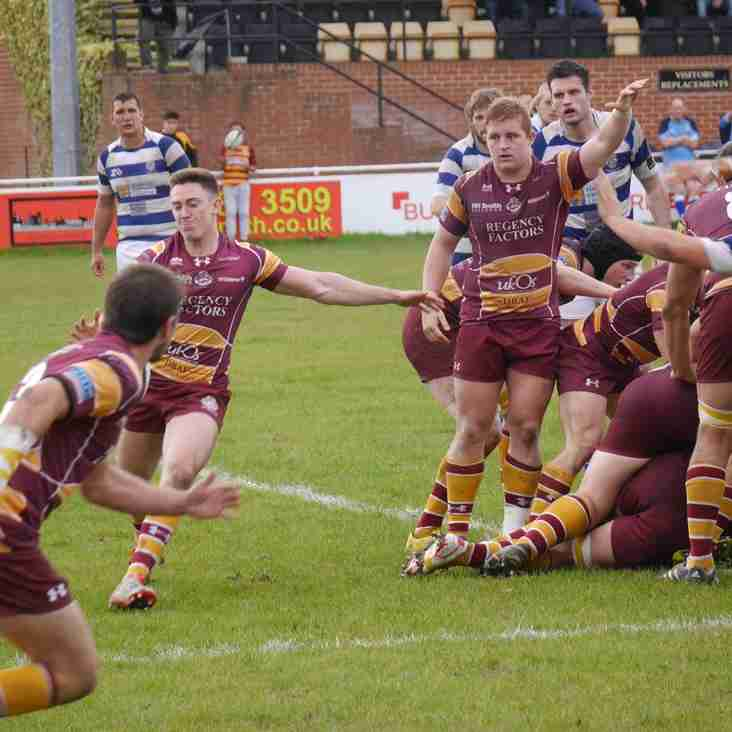 It's a trip to The North East for 1st XV