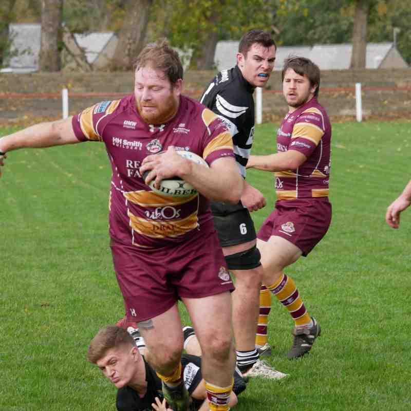 Otley 46 Sedgley Tigers 57