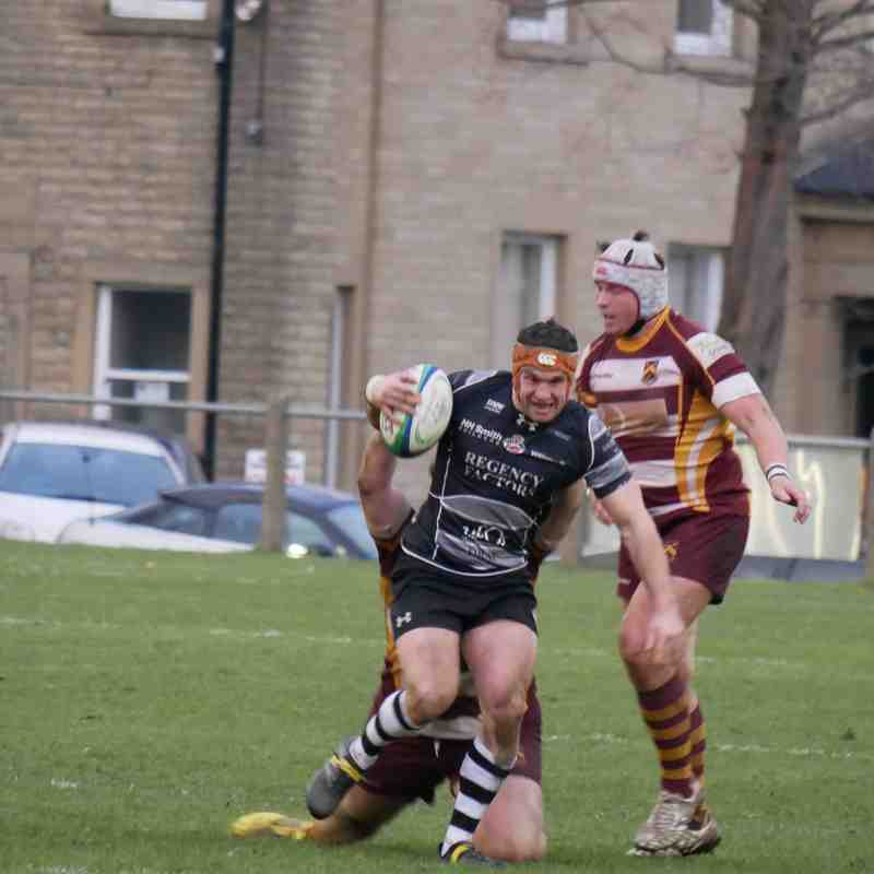 Huddersfield 32  Sedgley Tigers 30