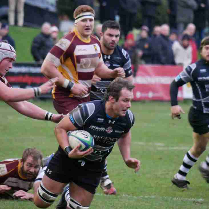 Tigers play some sparkling rugby but miss out at Huddersfield