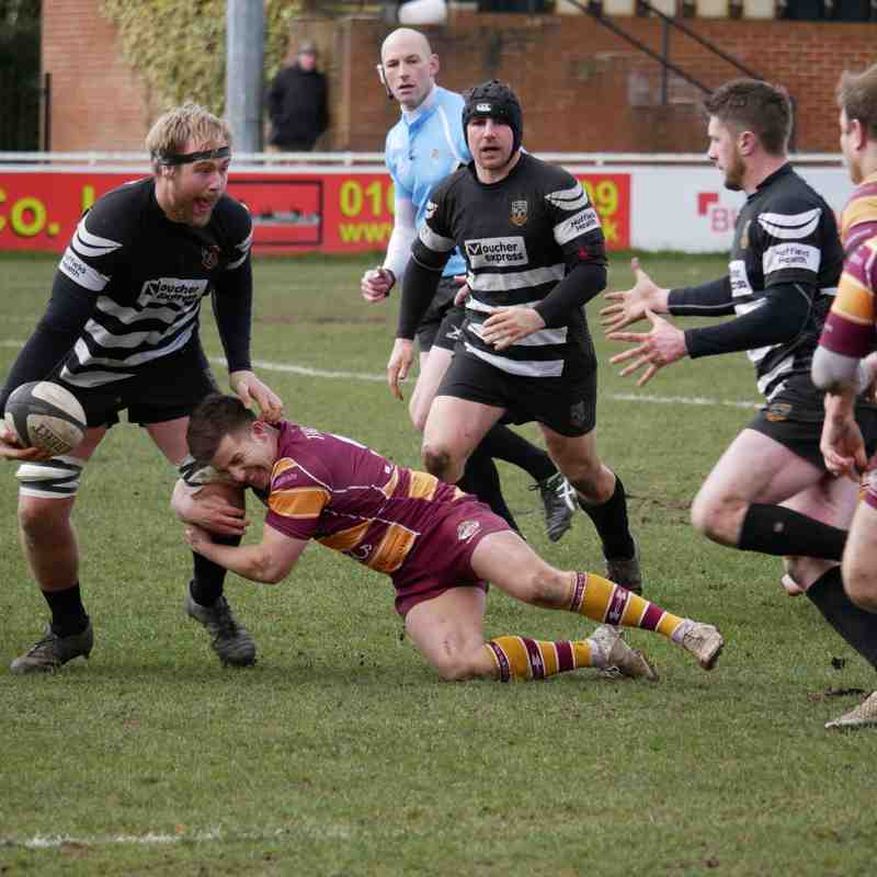 SEDGLEY TIGERS 24  OTLEY 21