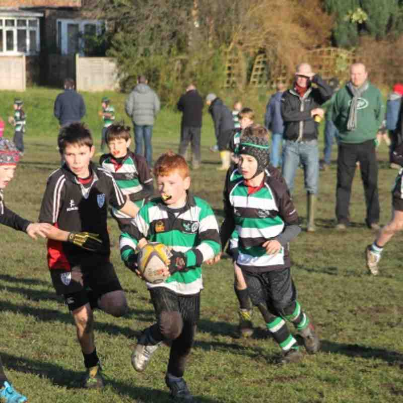 RRFC v IRFC Match Photos