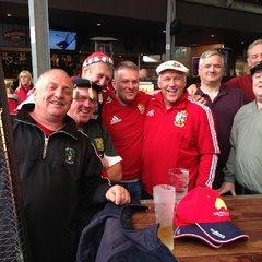 Bristish and Irish Lions: Australia 2013