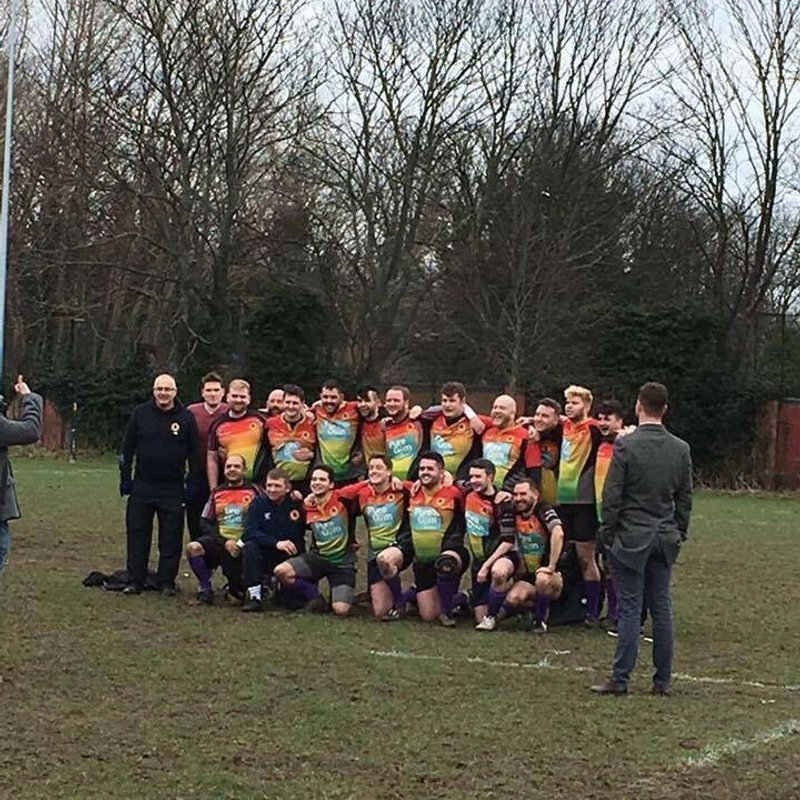 3rd XV lose to Bolton University 52 - 0