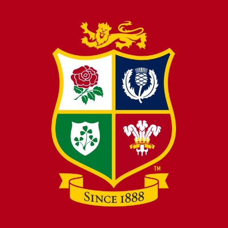 1st test: New Zealand v British & Irish Lions.