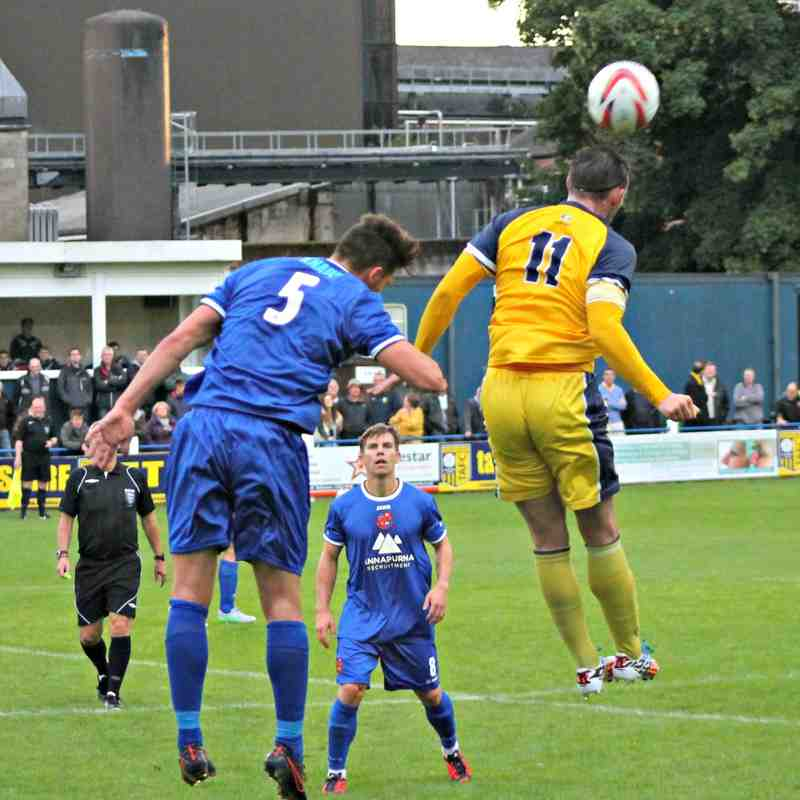 Taddy v Harrogate Town, 28/7/15