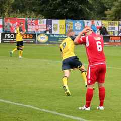REPORT | Taddy Pull Off Incredible Second Half Comeback To Beat Rivals in FA Cup