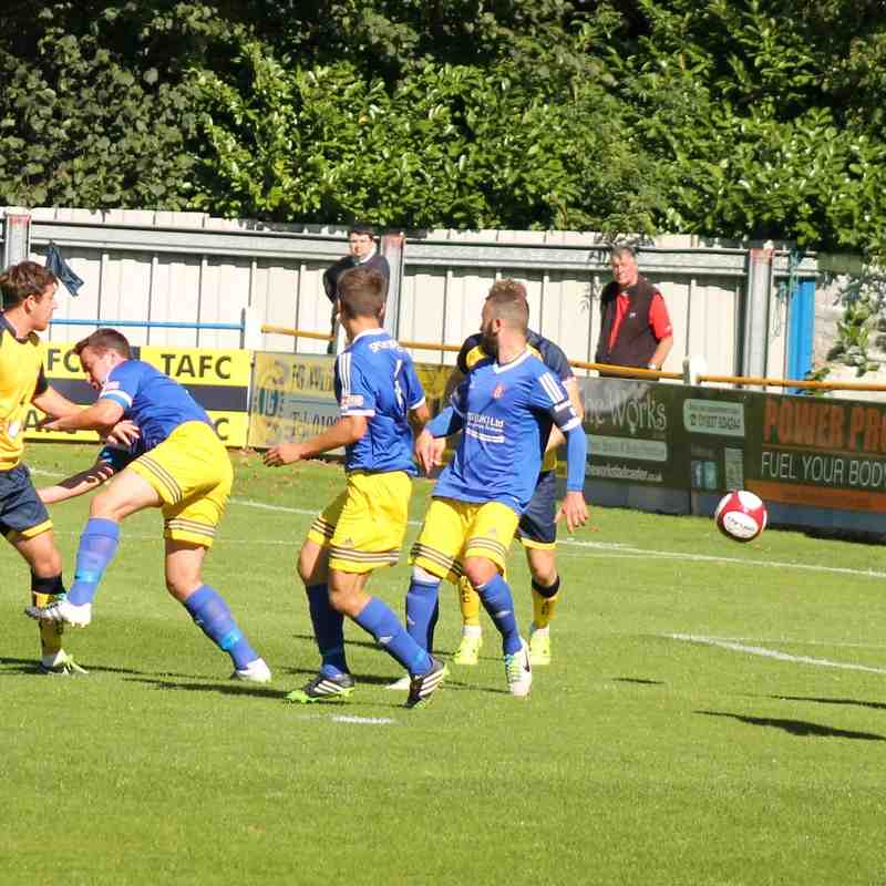 Tadcaster Albion v Farsley Celtic 2016/17.