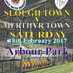 Slough Town Posters