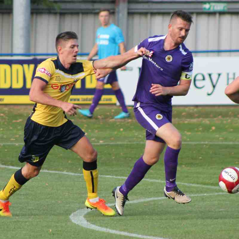 Taddy v Boston Utd , PSF , July 2018