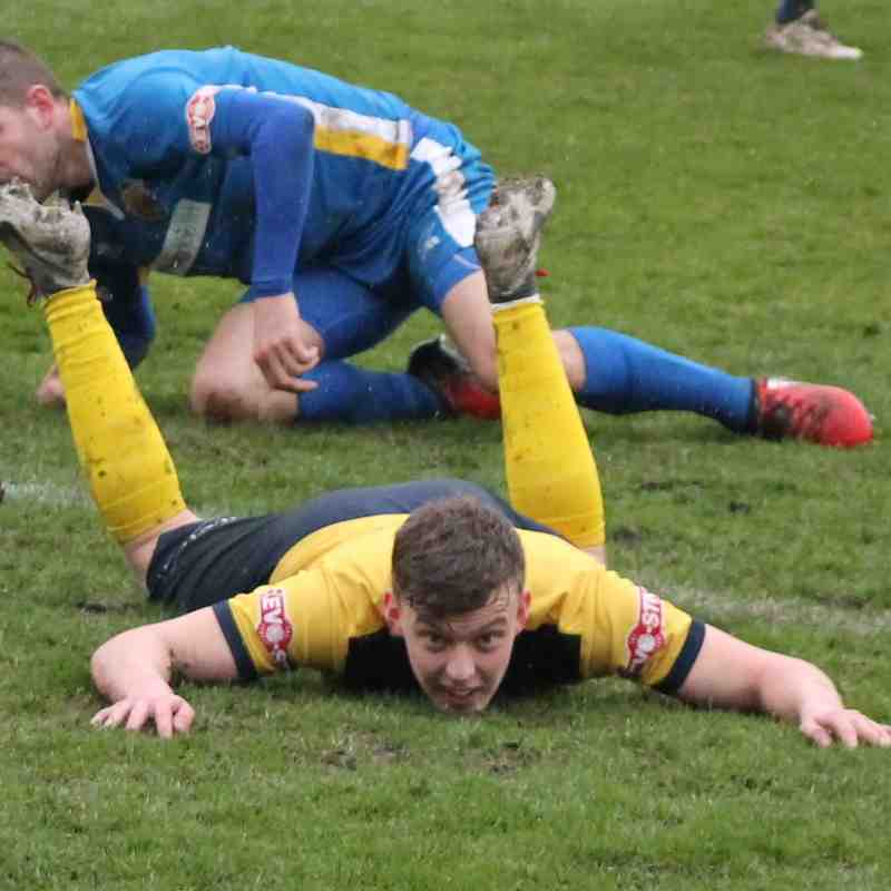 Taddy v Spalding United 2018/19