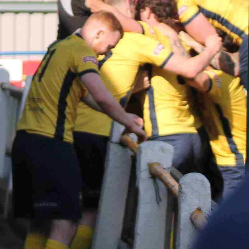 Taddy v Gresley FC 2018-19