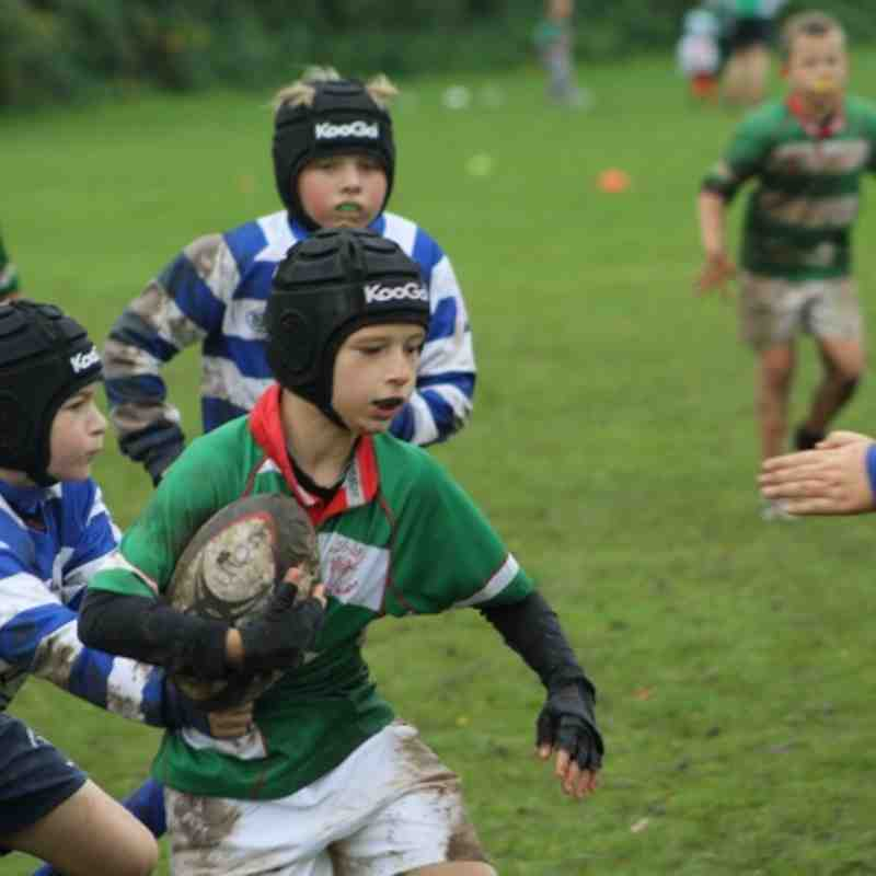 U10's v Eton Manor & Wanstead 21.10.12
