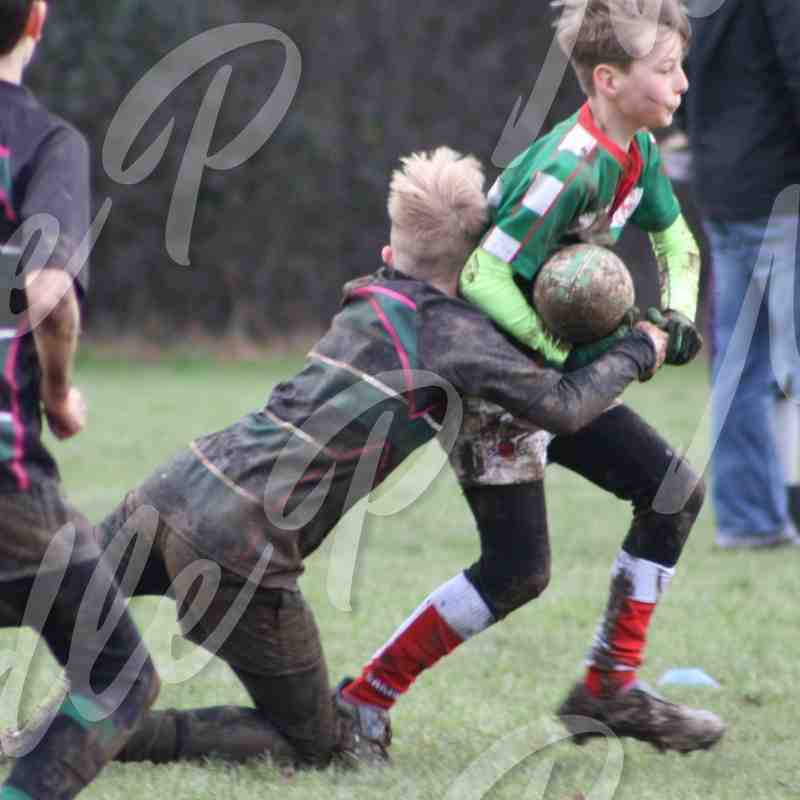 U12s v Chess Valley 21.02.16