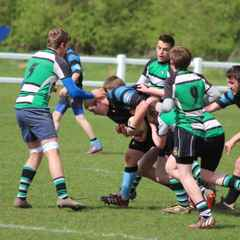 Witney Tame the Green Machine