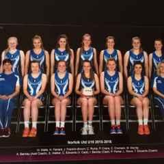 U16's National Club Finals