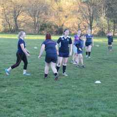 Girls Youth Team Training Session 21.04.16