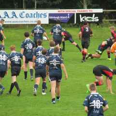 U16 Livingston v Biggar