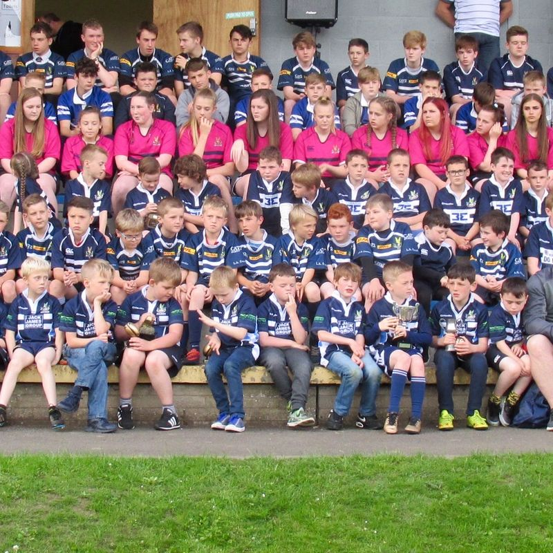 Youth Section Awards and Lions Camp